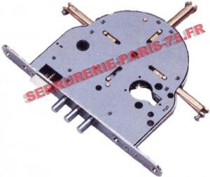 Serrure Mul-T-Lock modèle 235 multipoints à larder